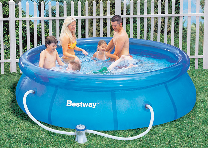 Bestway-Fast-Set-Pool---Blue-8-Ft-by-Bestway