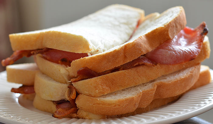 bacon-butty