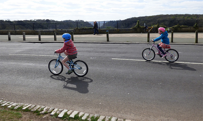 cycling-family