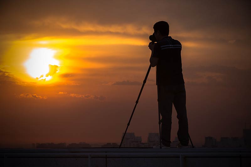 silhouette-photography