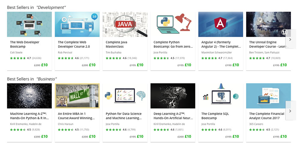 udemy-courses