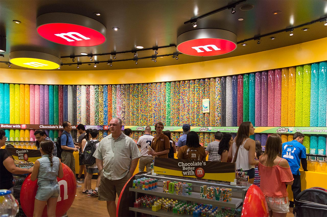 m&m-world