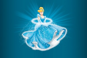 Cinderella Movie background