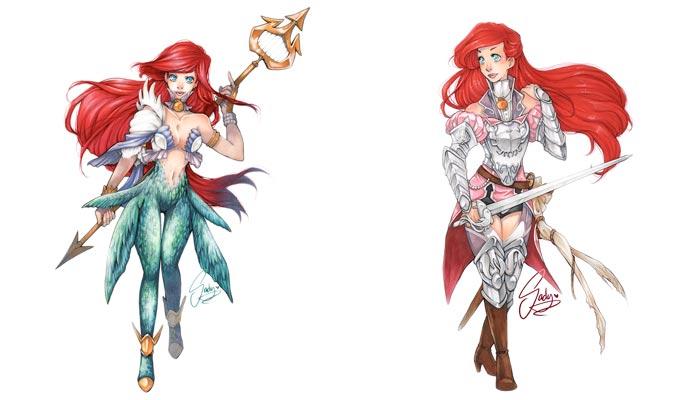 warrior-ariels