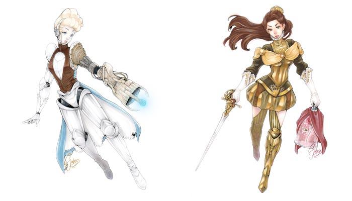 warrior-cinderella-belle