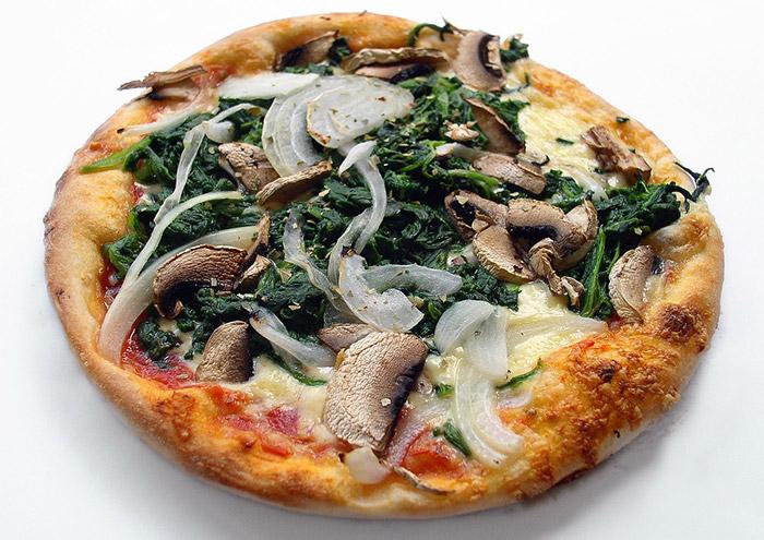 pizza-veg