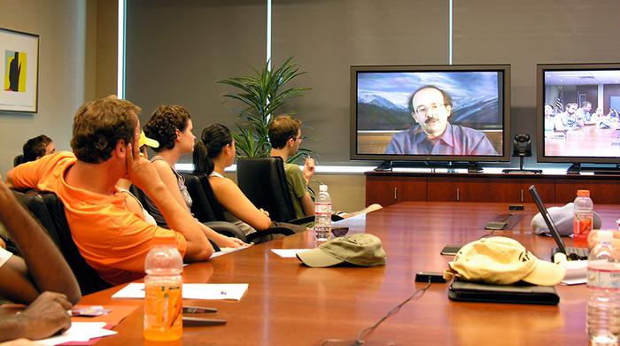 video-conferences