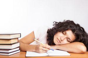 sleep-exam