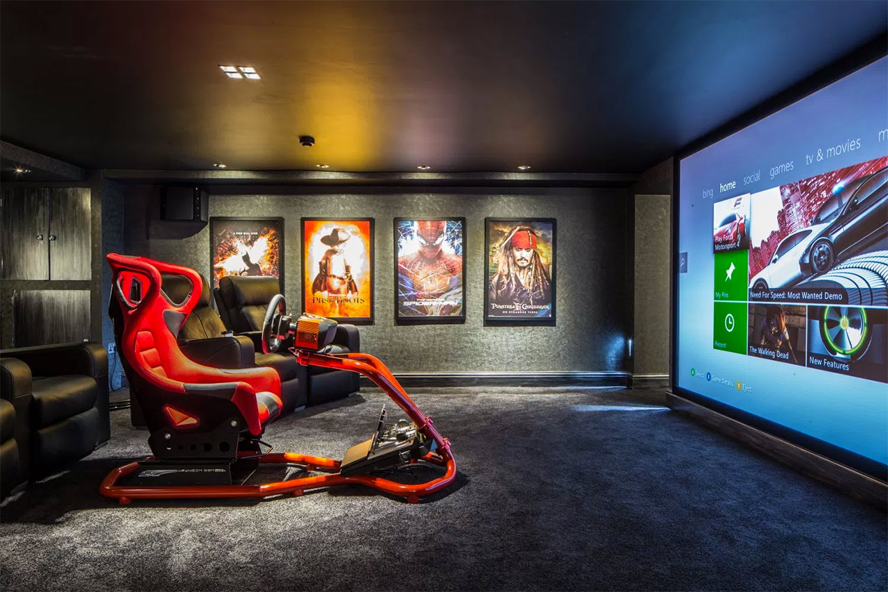 5 Key Components For A Killer Games Room Daddy Geek