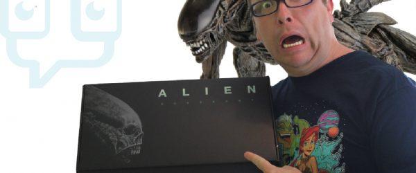 Alien A-Box Unboxing