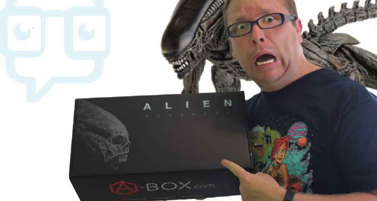Alien A-Box Unboxing