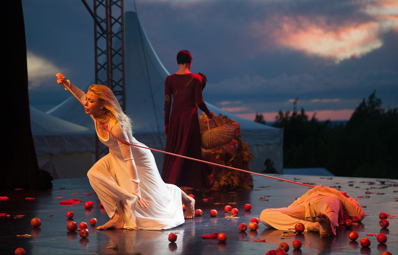 ballet-at-sunset