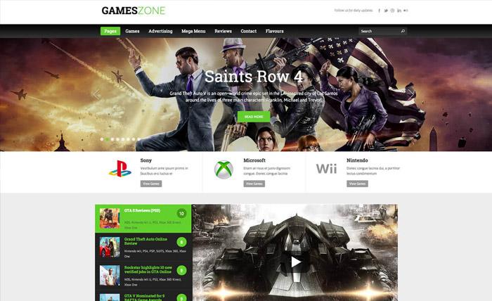 Games-Zone-theme