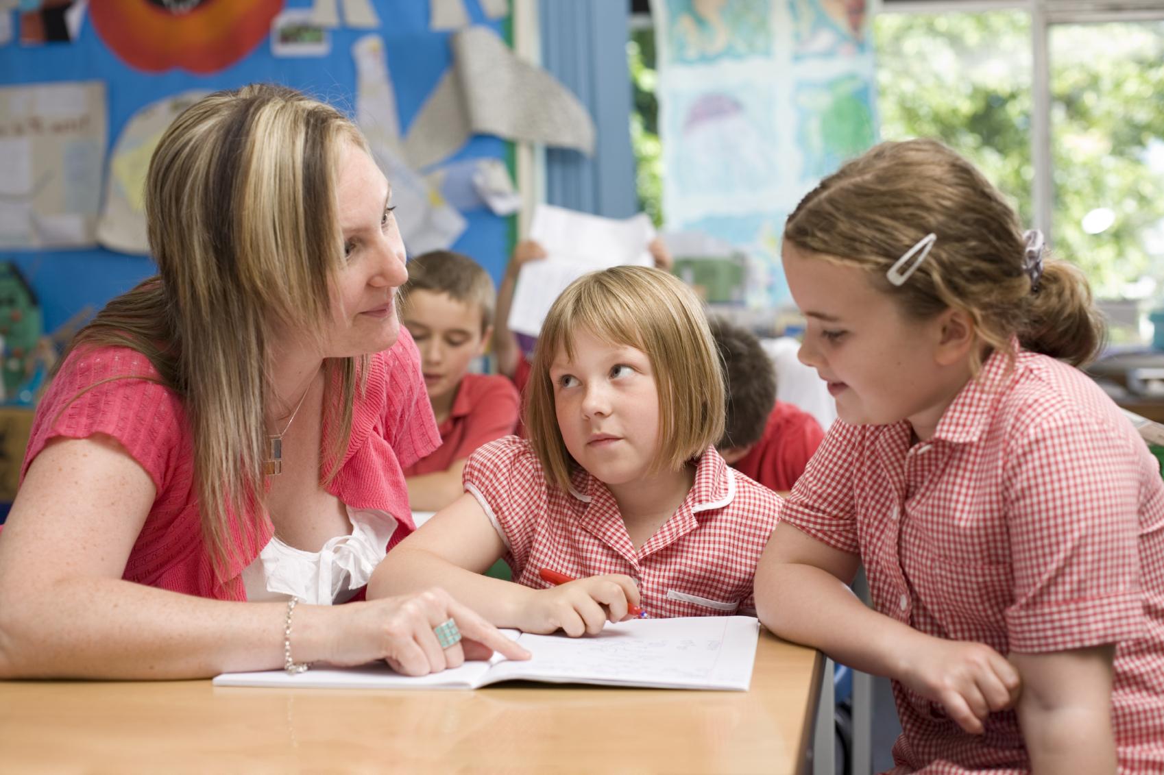 Primary-school-teacher