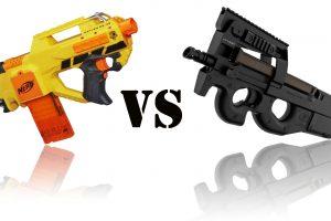 nerf vs airsoft