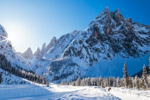 Italy-snow
