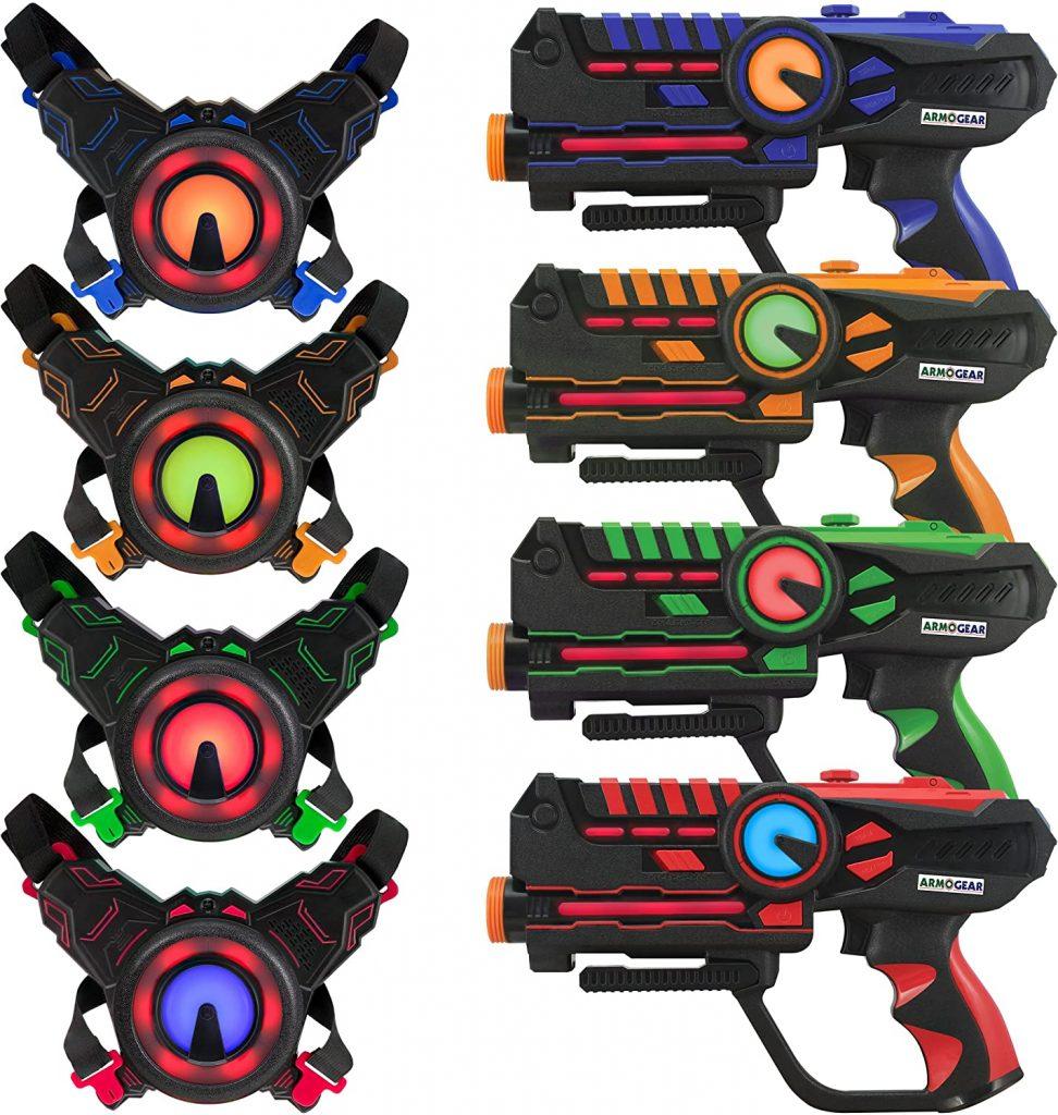 ArmoGear 4-pack blasters